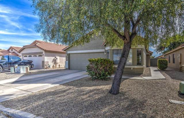 1011 E Santa Fiore Street, San Tan Valley, AZ 85140 (MLS #6180356) :: Arizona Home Group