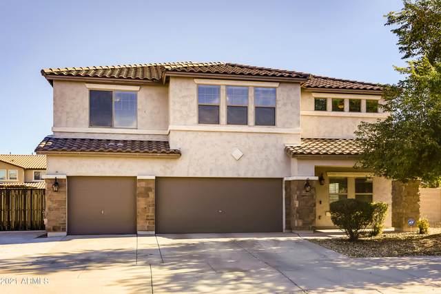 8815 S 56TH Drive, Laveen, AZ 85339 (MLS #6180360) :: Lucido Agency