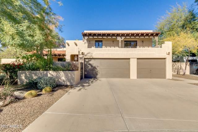 14826 N 54TH Place, Scottsdale, AZ 85254 (MLS #6180372) :: Howe Realty