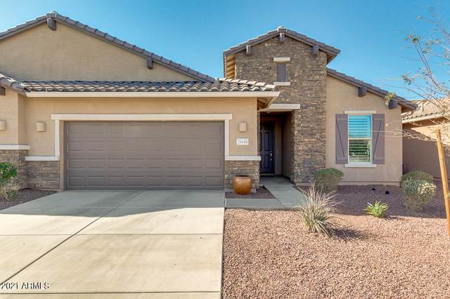 20440 N Blazing Sun Road, Maricopa, AZ 85138 (MLS #6180386) :: The Dobbins Team