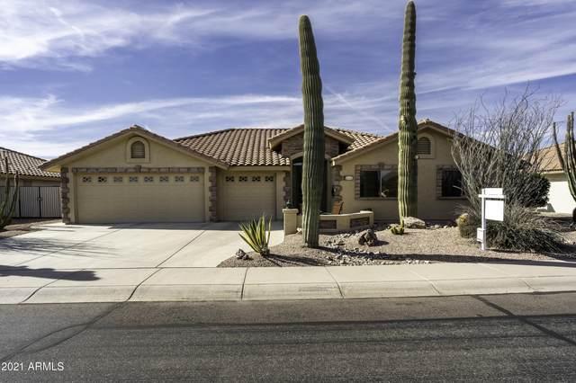 2240 S Yellow Wood S, Mesa, AZ 85209 (MLS #6180393) :: Service First Realty