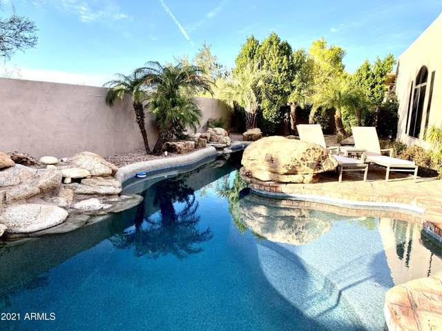 24012 N 76TH Place, Scottsdale, AZ 85255 (MLS #6180394) :: Keller Williams Realty Phoenix