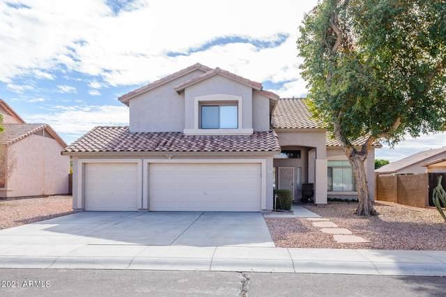 8559 W Palo Verde Avenue, Peoria, AZ 85345 (MLS #6180396) :: Power Realty Group Model Home Center
