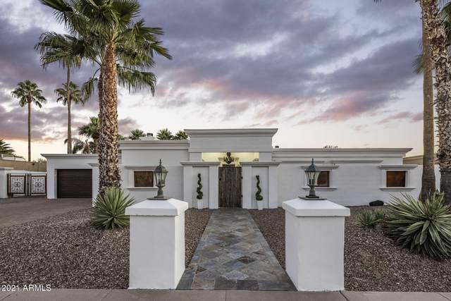6511 E Dreyfus Avenue, Scottsdale, AZ 85254 (MLS #6180401) :: The Luna Team