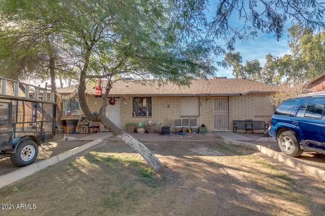 556 S Udall, Mesa, AZ 85204 (MLS #6180445) :: Long Realty West Valley