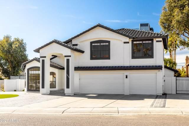 16236 N 51ST Street, Scottsdale, AZ 85254 (MLS #6180459) :: Howe Realty