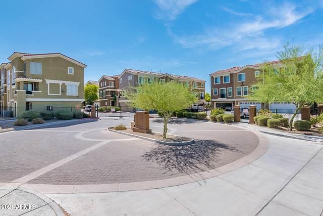 22125 N 29TH Avenue #158, Phoenix, AZ 85027 (MLS #6180463) :: The Daniel Montez Real Estate Group