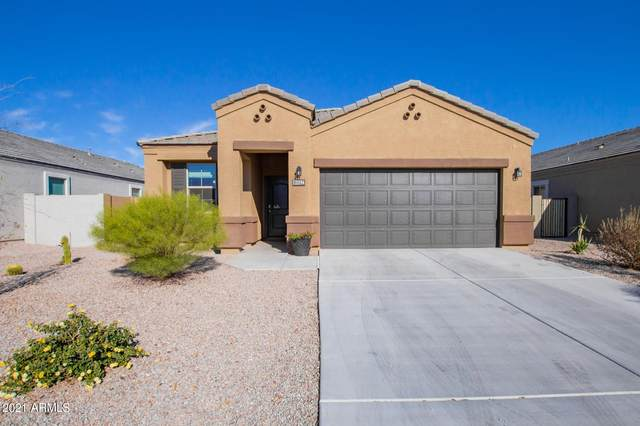 25594 W Winston Drive, Buckeye, AZ 85326 (MLS #6180470) :: Devor Real Estate Associates