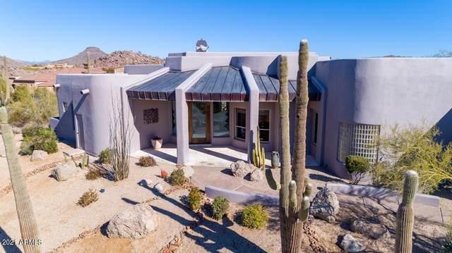 10448 E Skinner Drive, Scottsdale, AZ 85262 (MLS #6180484) :: BVO Luxury Group
