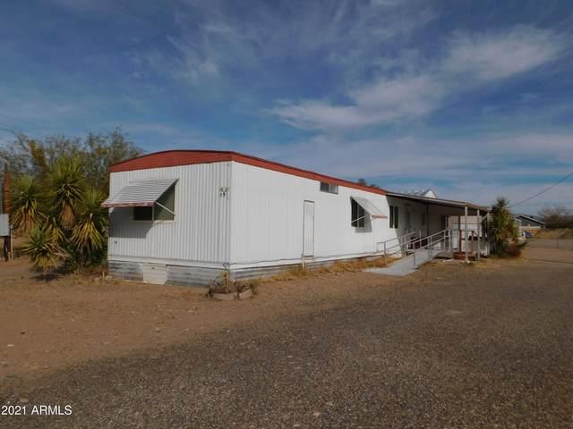 591 N Jay Street, Queen Valley, AZ 85118 (MLS #6180515) :: Maison DeBlanc Real Estate