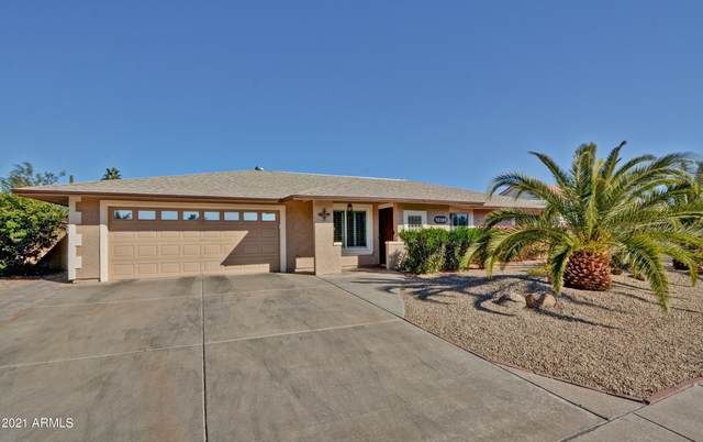 13130 W Meeker Boulevard, Sun City West, AZ 85375 (MLS #6180559) :: Yost Realty Group at RE/MAX Casa Grande