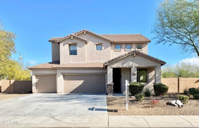 3813 S Harlan S, Mesa, AZ 85212 (MLS #6180564) :: Homehelper Consultants