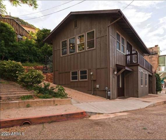 511 School Street, Jerome, AZ 86331 (MLS #6180565) :: Yost Realty Group at RE/MAX Casa Grande