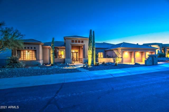 12867 E Summit Drive, Scottsdale, AZ 85259 (MLS #6180591) :: Arizona Home Group