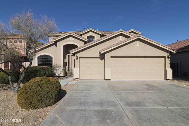 7232 W Sherri Jean Lane, Peoria, AZ 85382 (MLS #6180600) :: Executive Realty Advisors