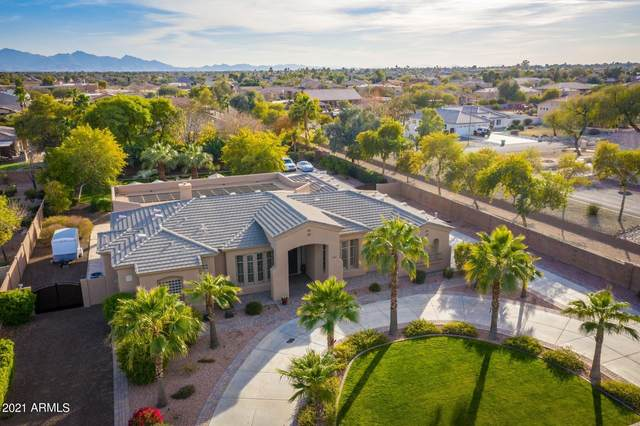 12661 W San Juan Court, Litchfield Park, AZ 85340 (MLS #6180625) :: Executive Realty Advisors