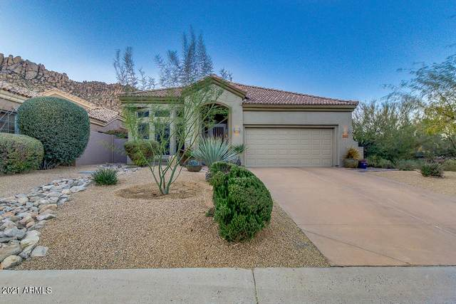 11536 E Desert Willow Drive, Scottsdale, AZ 85255 (MLS #6180644) :: Nate Martinez Team