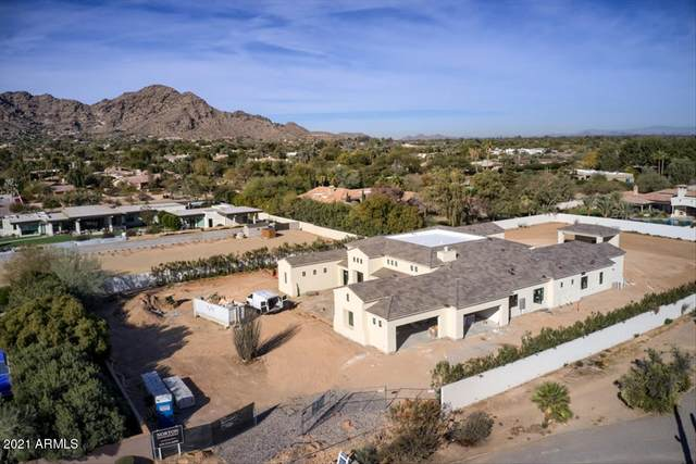 6830 E Hummingbird Lane, Paradise Valley, AZ 85253 (MLS #6180646) :: Maison DeBlanc Real Estate