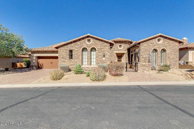 7158 E Sandia Circle, Mesa, AZ 85207 (MLS #6180664) :: Yost Realty Group at RE/MAX Casa Grande