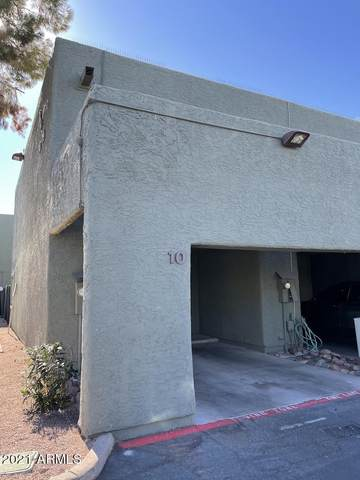 122 S Hardy Drive #10, Tempe, AZ 85281 (MLS #6180679) :: The Carin Nguyen Team
