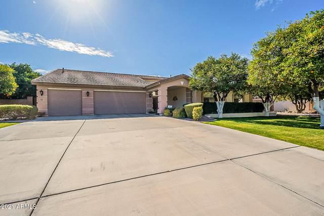 4201 E Fairfield Circle, Mesa, AZ 85205 (MLS #6180688) :: The Carin Nguyen Team