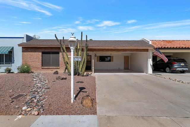 7656 E Orange Blossom Lane, Scottsdale, AZ 85250 (MLS #6180739) :: The Riddle Group