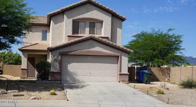 2910 Copper Pointe Drive, Sierra Vista, AZ 85635 (MLS #6180743) :: Yost Realty Group at RE/MAX Casa Grande