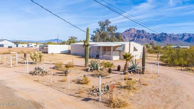 2550 E 10TH Avenue, Apache Junction, AZ 85119 (MLS #6180744) :: Klaus Team Real Estate Solutions