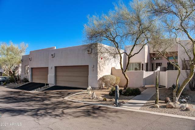 7402 E Hum Road #7, Carefree, AZ 85377 (MLS #6180751) :: Keller Williams Realty Phoenix