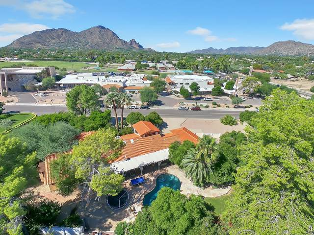 5901 N Quail Run Road, Paradise Valley, AZ 85253 (MLS #6180778) :: Conway Real Estate