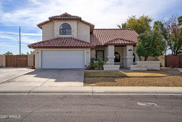 7717 W Wethersfield Road, Peoria, AZ 85381 (MLS #6180789) :: The Carin Nguyen Team