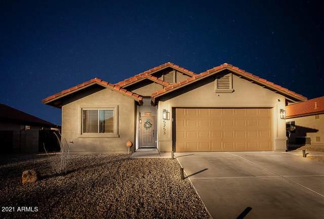 5253 Almosa Street, Sierra Vista, AZ 85635 (MLS #6180808) :: The Carin Nguyen Team