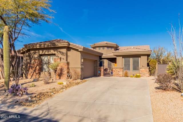 7468 E Soaring Eagle Way, Scottsdale, AZ 85266 (MLS #6180827) :: Executive Realty Advisors