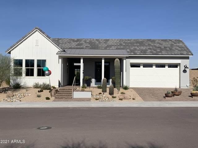 4412 E Roy Rogers Road, Cave Creek, AZ 85331 (MLS #6180866) :: The Newman Team