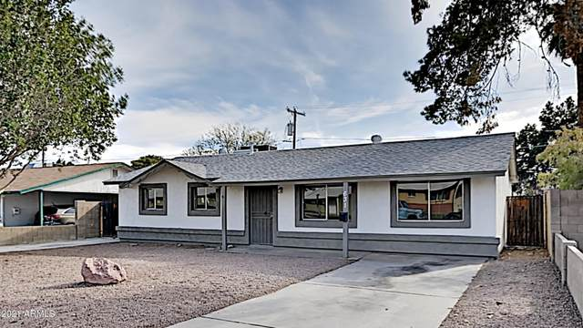 631 E Fillmore Street, Tempe, AZ 85281 (MLS #6180867) :: The Laughton Team