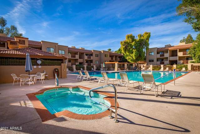 3031 N Civic Center Plaza #334, Scottsdale, AZ 85251 (MLS #6180868) :: Scott Gaertner Group