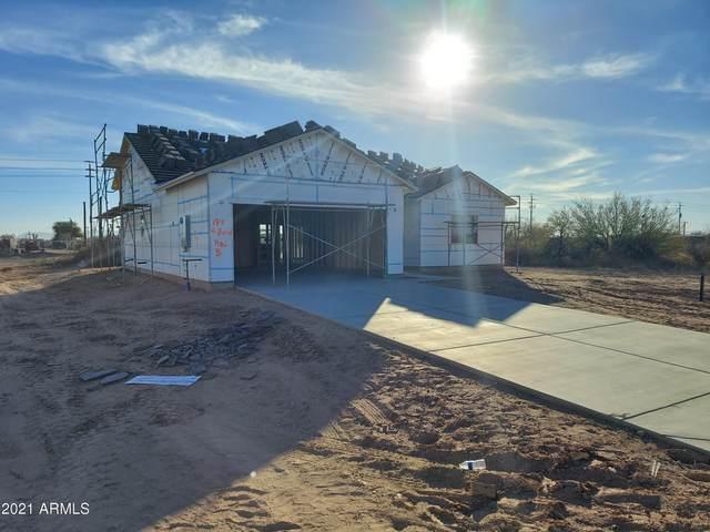 13121 S Burma Road, Arizona City, AZ 85123 (MLS #6180887) :: Klaus Team Real Estate Solutions