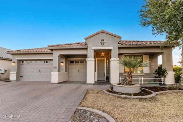 1895 N Maria Lane, Casa Grande, AZ 85122 (MLS #6180895) :: Yost Realty Group at RE/MAX Casa Grande
