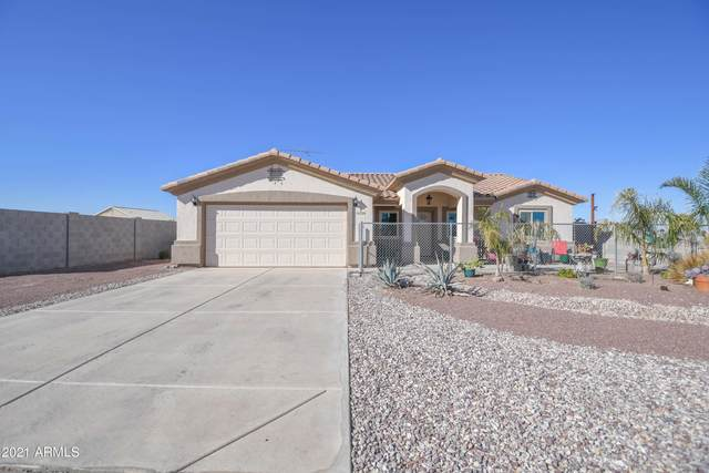 14724 S Amado Boulevard, Arizona City, AZ 85123 (MLS #6180908) :: The Copa Team | The Maricopa Real Estate Company