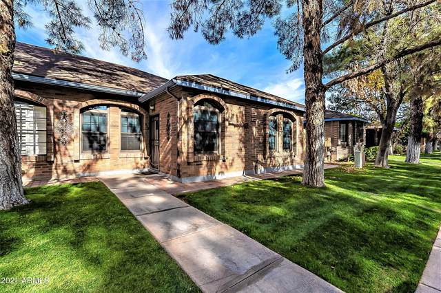 812 E Park Avenue, Gilbert, AZ 85234 (MLS #6180914) :: Arizona Home Group