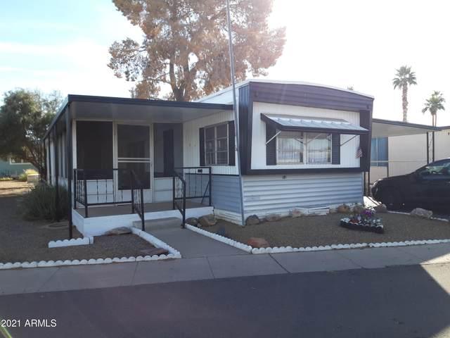 5201 W Camelback Road F304, Phoenix, AZ 85031 (MLS #6180920) :: Long Realty West Valley