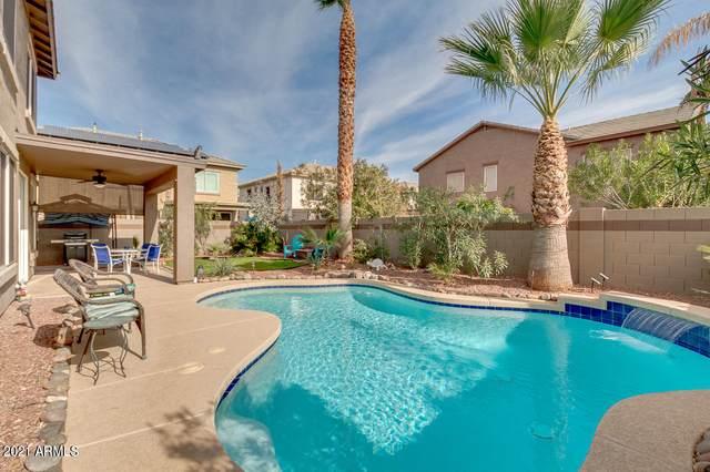 1561 S 174TH Lane, Goodyear, AZ 85338 (MLS #6180925) :: Kepple Real Estate Group