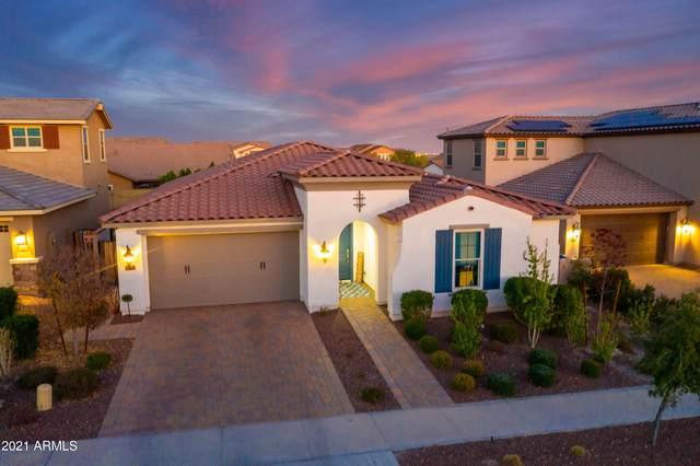2533 N Springfield Street, Buckeye, AZ 85396 (MLS #6180933) :: Devor Real Estate Associates
