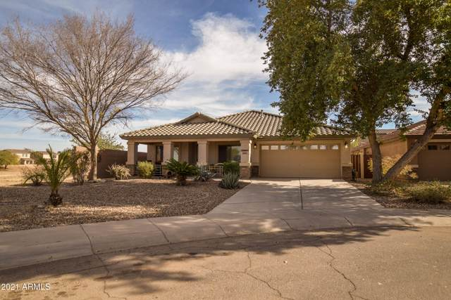 1301 W Holstein Trail, San Tan Valley, AZ 85143 (MLS #6180935) :: The Garcia Group
