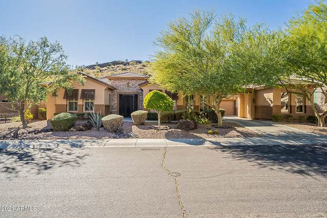 3605 W Hidden Mountain Lane, Phoenix, AZ 85086 (MLS #6180959) :: Balboa Realty