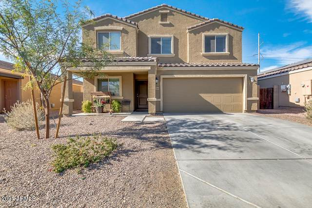 8794 S 254TH Drive, Buckeye, AZ 85326 (MLS #6180966) :: Balboa Realty
