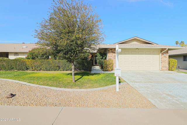 12810 W Shadow Hills Drive, Sun City West, AZ 85375 (MLS #6180975) :: The Riddle Group