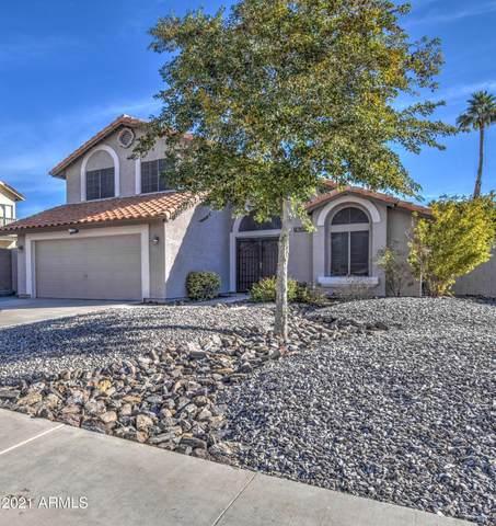 16201 S 42ND Street, Phoenix, AZ 85048 (MLS #6180995) :: Balboa Realty