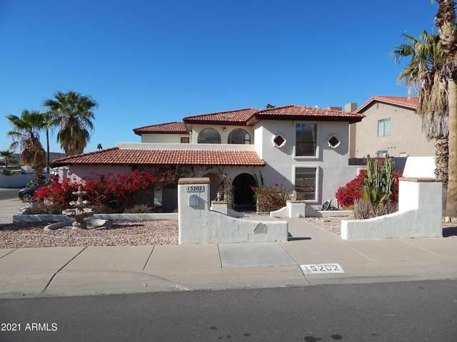 15202 N 10TH Street, Phoenix, AZ 85022 (#6181011) :: The Josh Berkley Team
