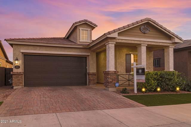 10017 E Naranja Avenue, Mesa, AZ 85209 (MLS #6181027) :: The Carin Nguyen Team